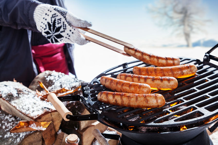 Best Tips for Winter Grilling